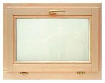 120x60 bukó fa ablak - Nyílászáró webáruház, fa és műanyag nyílászárók