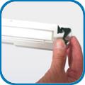 Nyílt lángú égésterek légellátásához alkalmazható légbevezetők