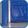 Hagyományos gyorsjárású PVC kapuk